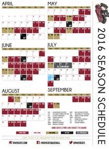 cats schedule river cats unveil schedule for 2016 season sacramento