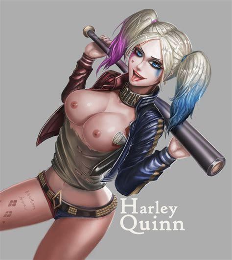 read harley quinn nude hentai online porn manga and doujinshi