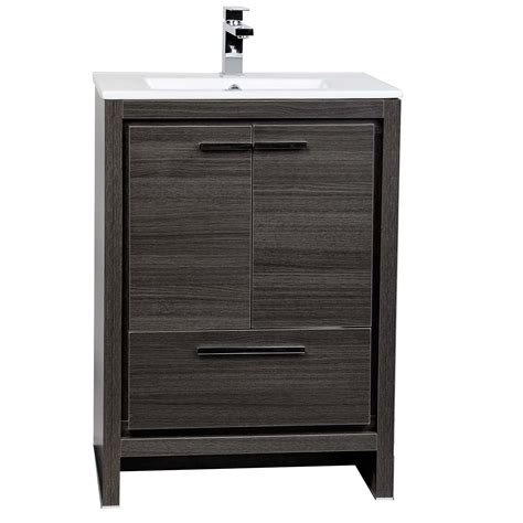 buy cbi enna   grey oak modern bathroom vanity tn