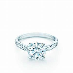 Tiffany engagement on pinterest tiffany engagement rings for Tiffany weddings rings