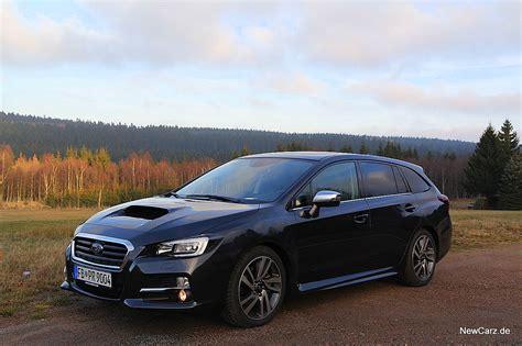 Subaru Levorg - Vier gewinnt - NewCarz.de
