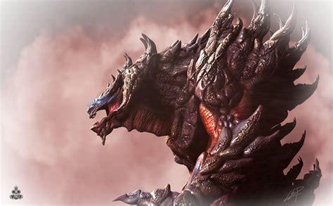 ArtStation - Kaiju Concept , J. Espinosa