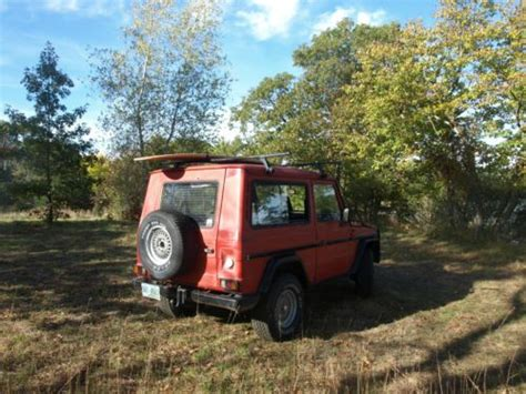 Find your perfect car on classiccarsforsale.co.uk, the uk's best marketplace for buyers and traders. Find used 1979 Mercedes Benz Diesel G Wagon, G class, 300GD in Newmarket, New Hampshire, United ...