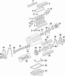 Chevrolet Ss Engine Camshaft Bearing  Bearings  Silverado