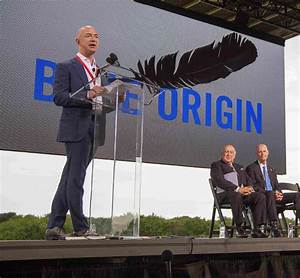 Amazon founder Bezos' space company plans to launch ...