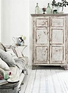 Was Ist Shabby Chic : 23 shabby chic living room design ideas page 2 of 5 ~ Orissabook.com Haus und Dekorationen
