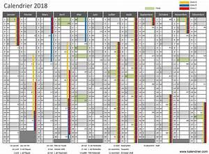 Vacances Aout 2018 : calendrier 2018 imprimer jours f ri s vacances num ros de semaine projets essayer ~ Medecine-chirurgie-esthetiques.com Avis de Voitures