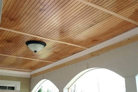 Updated Kitchens Ideas - beadboard ceilings faux vaulted ceiling beadboard paneling ceiling pictures us1 me