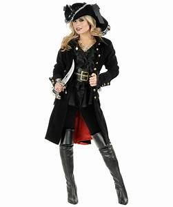 Adult Pirate Vixen Sexy Costume - Women Pirate Costumes