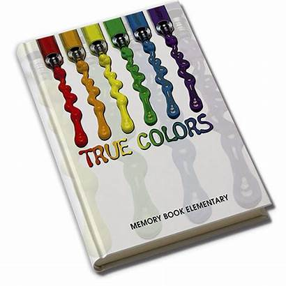 Yearbook Colors True Covers Fame Hall Standard