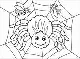 Coloring Spider Supercoloring Categories sketch template