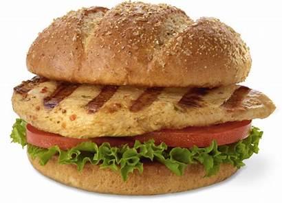 Sandwich Chicken Grilled Fil Chick Healthy Fast