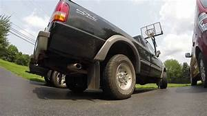 1997 Ford Ranger 4 0 - Dynomax Super Turbo Cat-back Exhaust System