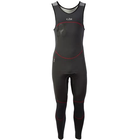 Skiff Wetsuit by Gill Race Firecell Wetsuit Skiff Suit Graphite Coast