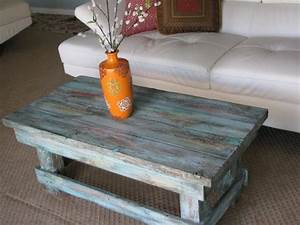 25 best ideas about distressed coffee tables on pinterest for Distressed look coffee tables