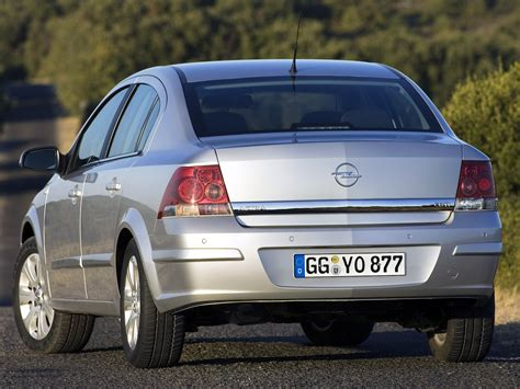 opel astra sedan opel astra sedan specs 2007 2008 2009 autoevolution