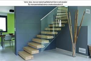 Décoration D Escalier Intérieur : 15 id es d 39 escaliers pour vous inspirer d coration et architecture d 39 int rieur home staging ~ Nature-et-papiers.com Idées de Décoration