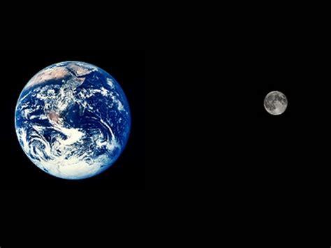 vid 233 o la terre et la lune observ 233 es 224 800 km de distance