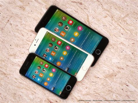 smaller iphone this is what a smaller iphone 6c might look like images