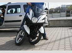 Yamaha Tricity First Ride Impressions autoevolution