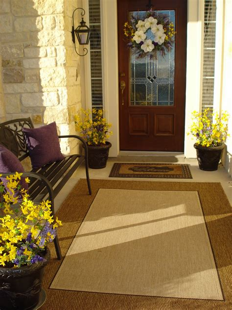 Front Door And Porch Ideas by Our Home Away From Home Front Porch Decor For Different