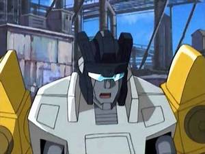 Transformers Armada Hotshot VS Wheeljack - YouTube
