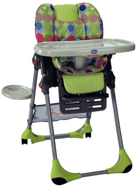 "Chicco Polly 2in1 High Chair  Keluarga ""p"""