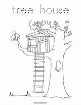 Tree Coloring Worship Pages Magic Psalm Anywhere Template Climb Treehouse Colouring Drawing Twistynoodle Outline Houses Sheets Trees Cartoon Tracing Cool sketch template