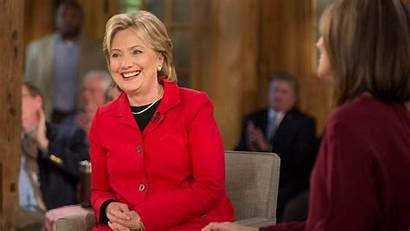 Hillary Today Clinton She Hall Town