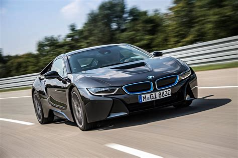 World Debut 2014 Bmw I8, Suggested Retail Price Of $135,925