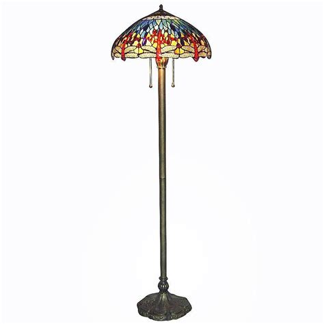 100 multi color glass 5 arm floor l stylish ideas floor l replacement shade lovely