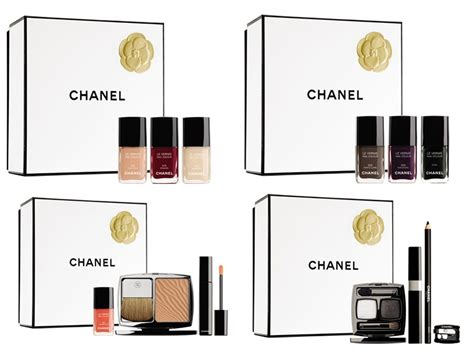 chanel trendy nail trio makeup4all