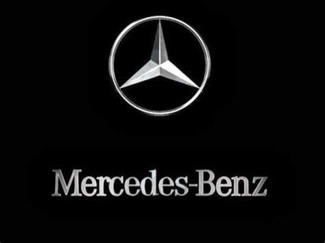 The most frequent colors that you will see in the mercedes logo are black and silver. Mercedes-Benz Logo Wallpapers - Top Free Mercedes-Benz Logo Backgrounds - WallpaperAccess