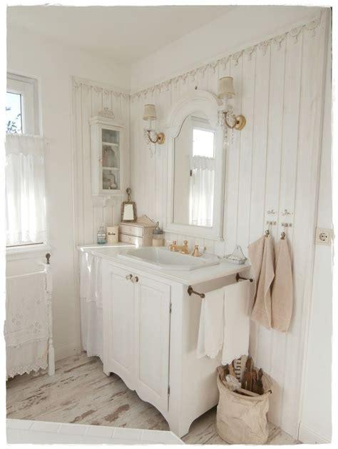 Badezimmer Deko Vintage by Die 25 Besten Shabby Chic Badezimmer Ideen Auf