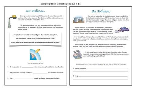 All Worksheets » Pollution Worksheets  Printable Worksheets Guide For Children And Parents