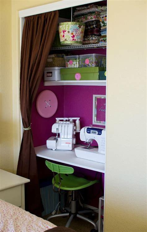18 best photos of closet organization ideas sewing craft
