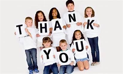 Thank Way United Campus Campaign Form Gratitude