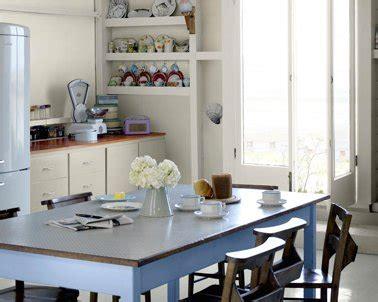 peinture table cuisine peinture meuble de cuisine le top 5 des marques