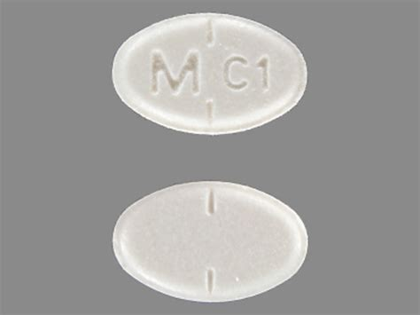 pill images white elliptical oval