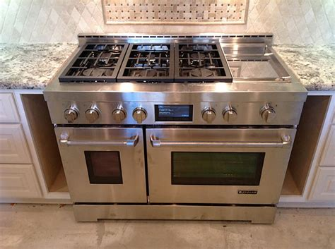 gas range oven bitdigest design stainless steel gas range for a multitasker