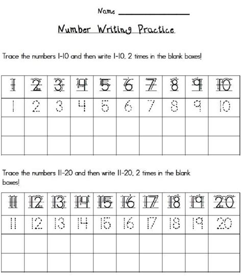 worksheets with the number 10 best loving printable