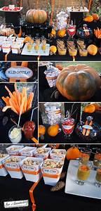 Buffet Halloween : best 25 halloween buffet table ideas on pinterest ~ Dode.kayakingforconservation.com Idées de Décoration