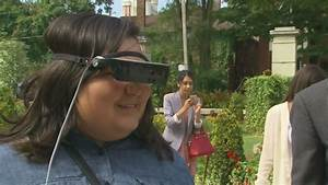Legally blind girl 'sees' with special glasses | CTV ...