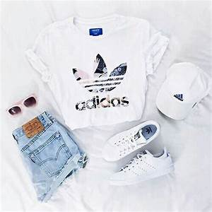 adidas, clothes, clothing, shorts, tumblr - image #4487085 ...
