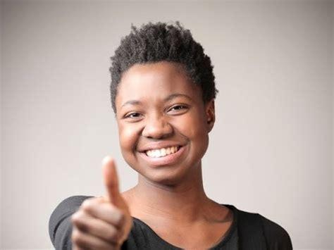 short natural hairstyles  black women youtube