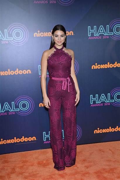 Awards Kira Kosarin Halo Nickelodeon York Celebmafia