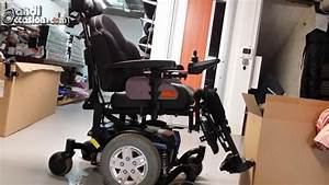 Fauteuil Roulant Electrique 6 Roues : fauteuil roulant lectrique icare q4 6 roues annonces handi occasion outdoor power equipment ~ Voncanada.com Idées de Décoration
