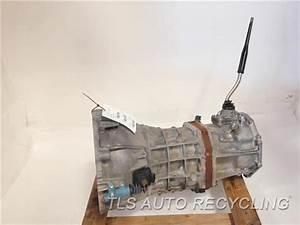 2001 Toyota Tacoma Transmission