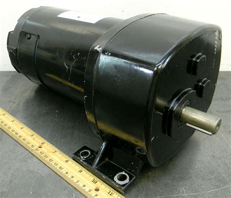 Dc Motor by Dayton Gear 6z408 Motor Dc Electric Motor 90 Volt Dc 1 4