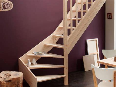 escalier interieur leroy merlin escalier leroy merlin quart tournant en bois naturel photo 6 10 construction qui ira